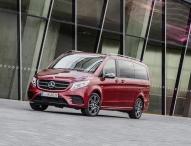 Mercedes-Benz V-Klasse erfolgreicher und attraktiver denn je