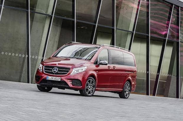 Photo of Mercedes-Benz V-Klasse erfolgreicher und attraktiver denn je