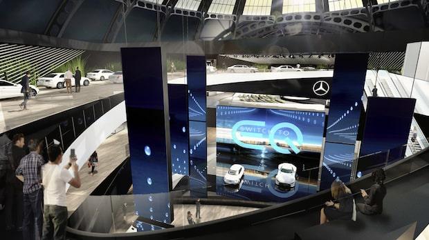 Bild von Aufsehen erregende Fahrzeug-Neuheiten und innovative Veranstaltungsformate vom Erfinder des Automobils