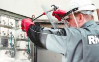 3M Novec High-Tech Flüssigkeit unterstützt tiefen Reinigungseffekt