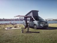 Mercedes-Benz Vans Australia und Airbnb ermöglichen eine besondere Camping-Erfahrung