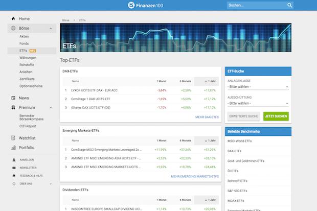 Photo of Verbesserte Suchfunktion mit Filter für passgenaue Fondsauswahl
