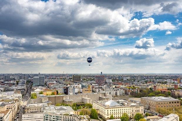 Bild von Berlin wird zu einem der wichtigsten Hightech Standorte Europas