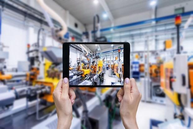 Bild von Webinar der in-GmbH: SharePoint digitalisiert Produktentstehungsprozess für Fertigungsunternehmen