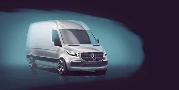 Photo of Mercedes-Benz Vans enthüllt  erste Details zum neuen Sprinter