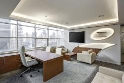 Die Bürogestaltung ist fast genauso wichtig wie das eigene Zuhause.