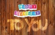 Die angemessene Einladung für Ihren nächsten Geburtstag