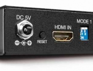 HDMI-Audio-Signale extrahieren und einspeisen