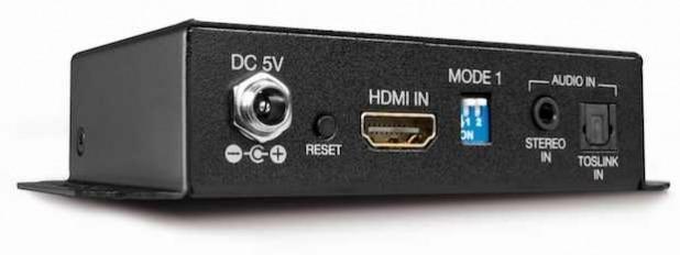 HDMI-Signale extrahieren und einspeisen