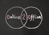 Kunden verhalten sich online-to-offline