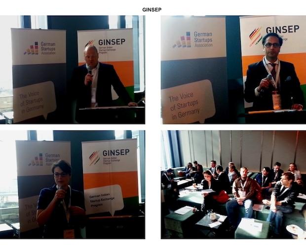Photo of Startup-Verband baut Brücken zwischen Indien und Deutschland – GINSEP startete am 13. Oktober 2017
