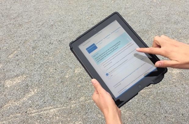 Ressourcencheck - Neues innovatives Tool bietet maßgeschneiderte Auswertung
