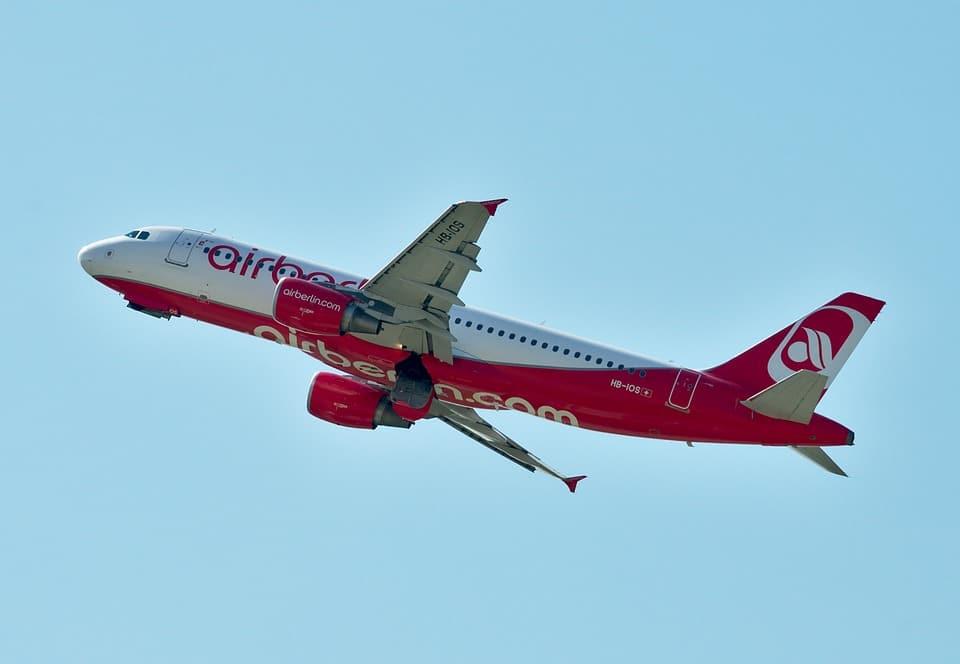 Air Berlin - Flugbetrieb wird eingestellt