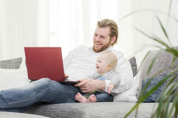 Photo of Während der Elternzeit fortbilden und nebenher das Kind schon schaukeln?
