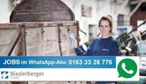 Stellenangebote im Messenger WhatsApp