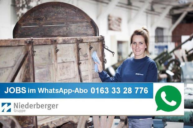 Photo of Stellenangebote im Messenger WhatsApp