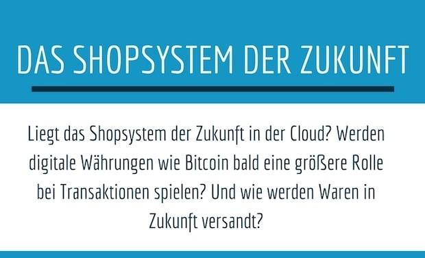 Bild von Der Handel im Wandel: Wie sieht das Shopsystem der Zukunft aus?