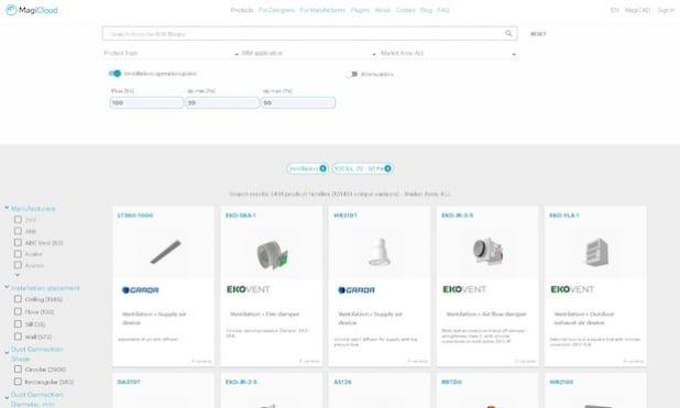 Online-BIM-Bibliothek MagiCloud überschreitet 150.000-Benutzer-Marke