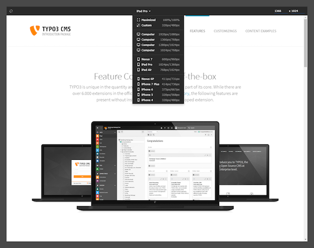 Photo of TYPO3 Version 9.0 verfügbar