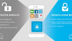 Kriterien für die Auswahl einer Container-Lösung für Smartphone und Tablet