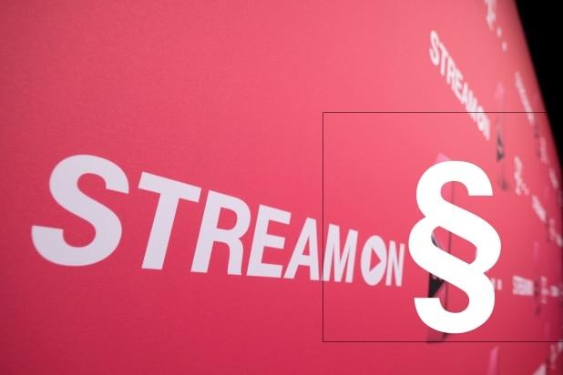 """StreamOn wurde von der Bundesnetzagentur als """"teilweise rechtswidrig"""" eingestuft! Foto: Deutsche Telekom / Bildbearbeitung: MiNa"""