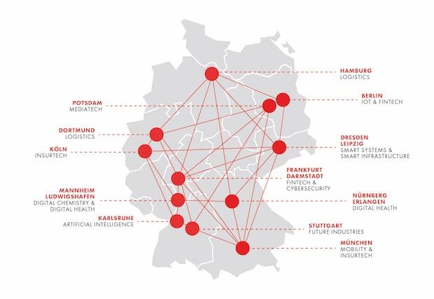 Photo of Die Digital Hub Initiative vereint bereits über 500 Partner in einem Netzwerk
