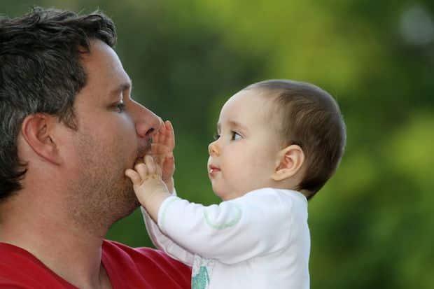 Väter zwischen Beruf und Familie