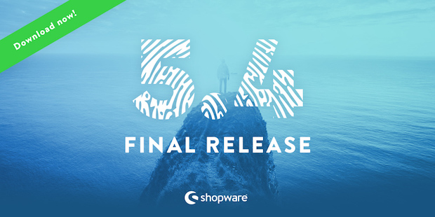 Neue Shopware Version 5.4: Mehr Klarheit, noch bessere Performance