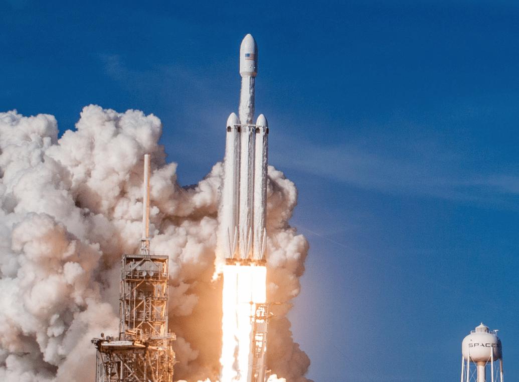 Space X schaffte mit seiner Heavy Falcon etwas historisches!