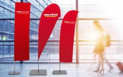 Marketingeffekt: Tipps für die richtige Pflege von Werbemittel