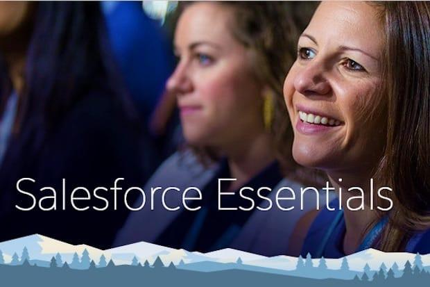 Bild von Neues Angebot für Kleinunternehmen:  Salesforce Essentials ist da