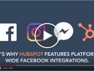 HubSpot wird offizieller Marketing-Partner von Facebook