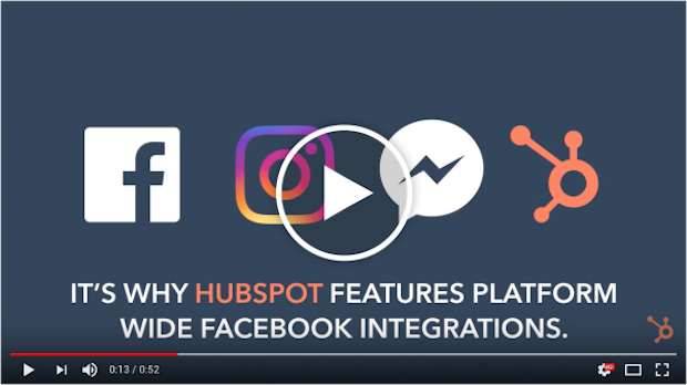 Photo of HubSpot wird offizieller Marketing-Partner von Facebook