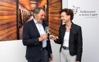Deutscher Weinfonds verabschiedet Norbert Weber