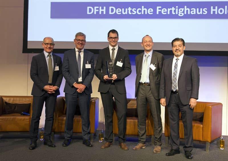 Photo of Nachhaltigkeitspreis für die Fertighäuser der DFH