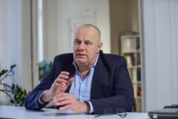 Interview zur Zukunft im Personalmarketing - Prof. Dr. Ralf E. Strauß, Präsident des Deutschen Marketing Verband - Foto: DMV
