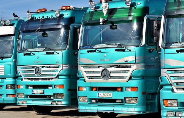 Bild von Versorgungsengpässe durch fehlende Fahrer