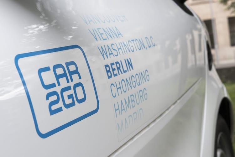 Bild von Carsharing reduziert Verkehr und Luftverschmutzung