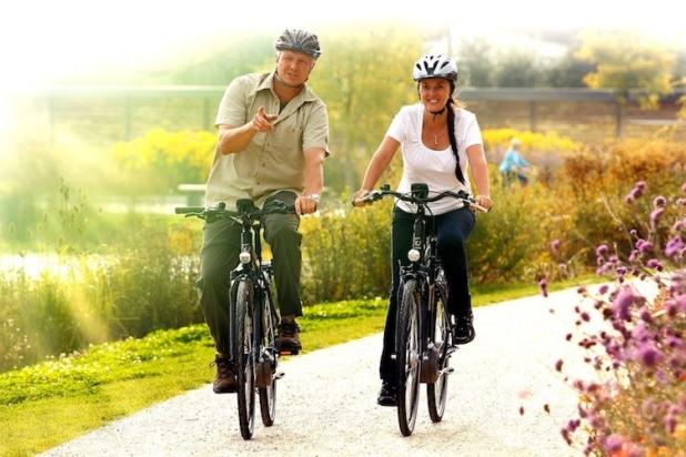 E-Bikes und Pedelecs setzen sich immer mehr durch bei den Fahrrad Fahrern