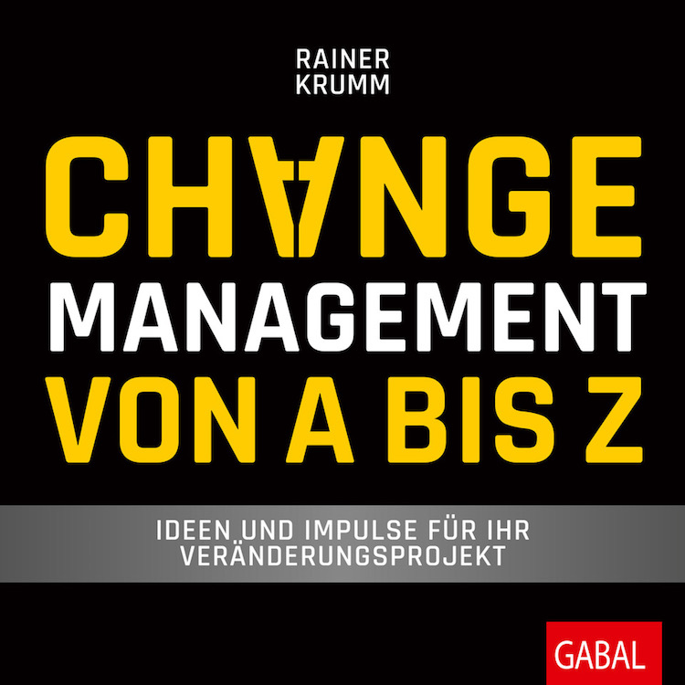 Photo of ,, Changemanagement von A bis Z""