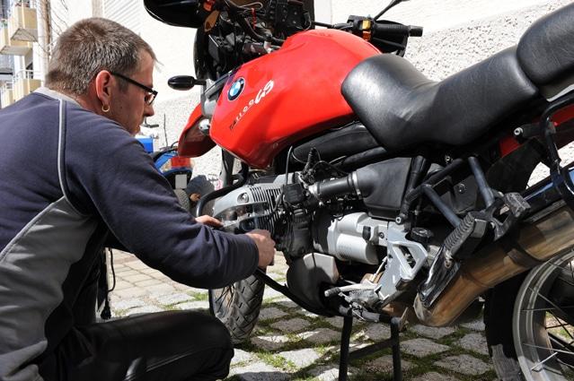 Photo of Winterschlaf für das Motorrad