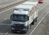 Praxisphase für Elektro-Lkw von Mercedes-Benz ist gestartet