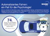 Fahrerassistenzsystem – ein Fall für die Psychologie