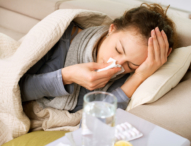 Erkältungszeit: So macht man die Grippe nass