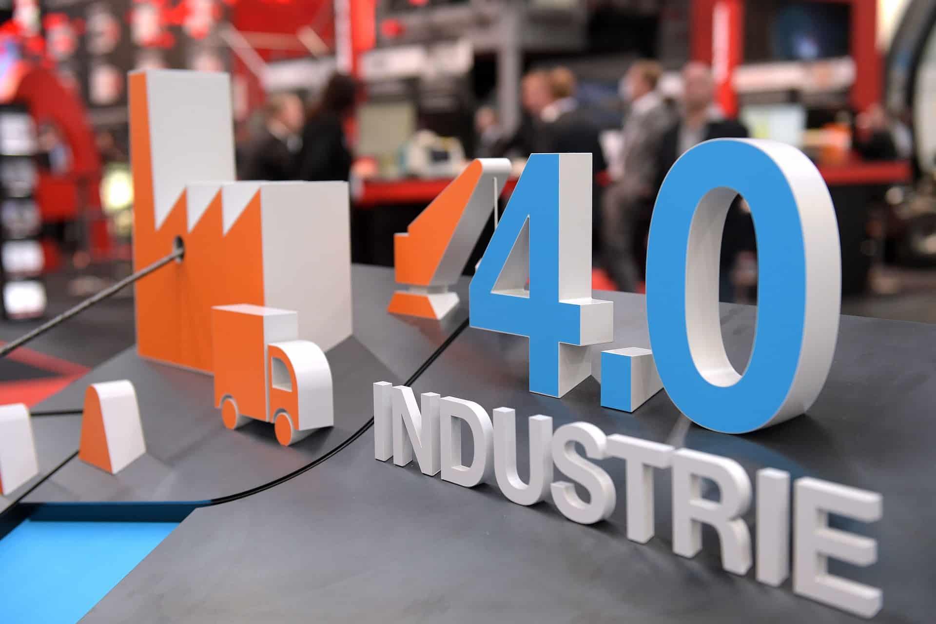 Industrie 4.0 sorgt für mehr Produktivität im deutschen Mittelstand. Foto: Liviawong / Pixabay