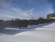 Deutsche investieren in Erneuerbare Energien
