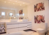 Ein modernes Badezimmer einrichten