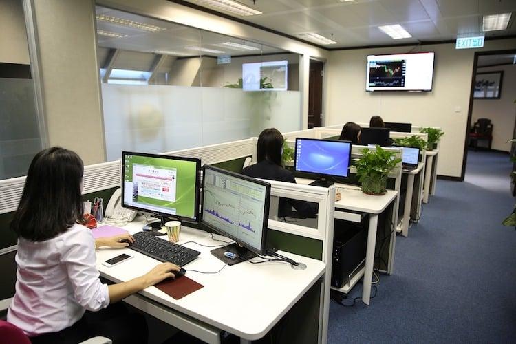 Photo of Technik im Büro