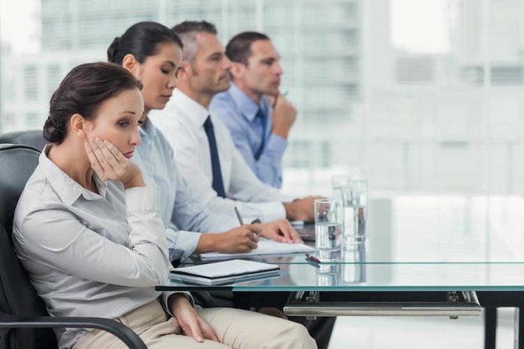 Photo of Mitarbeiter halten Meetings für Verschwendung