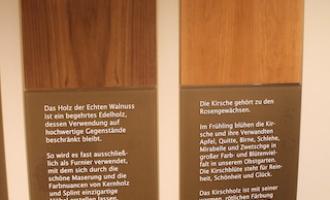 Holzhandlung für Schreiner und Co. – Ökologische Produkte vom Fach